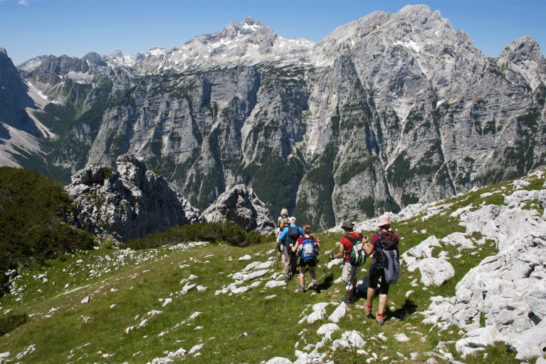 slovenia-hiking-trail-julian-alps-mountains