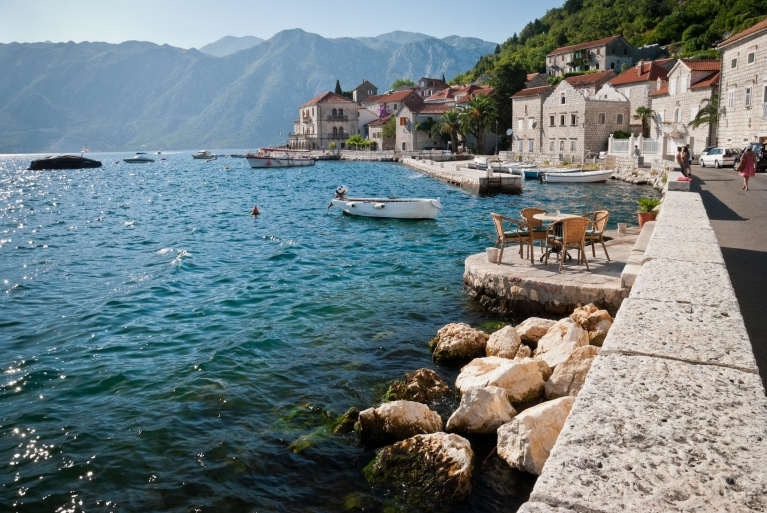 Old town of Perast