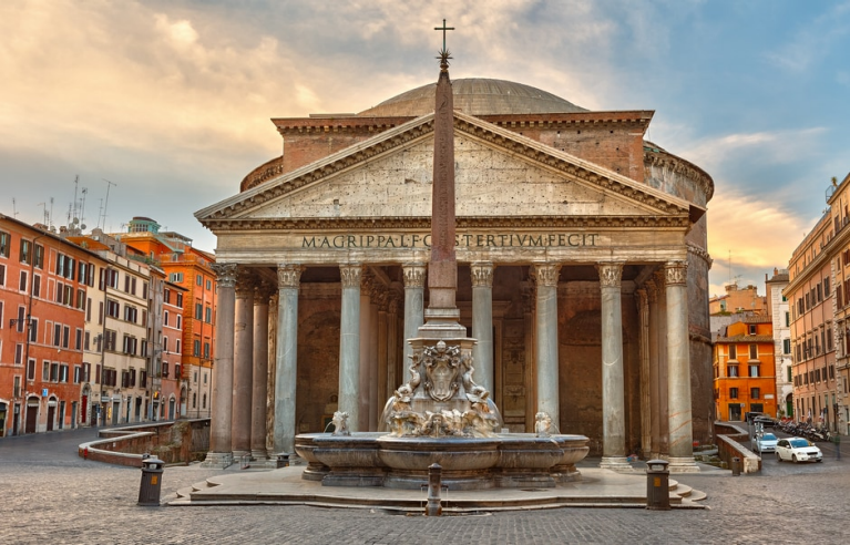 Pantheon in Rome | 24 hours in Rome