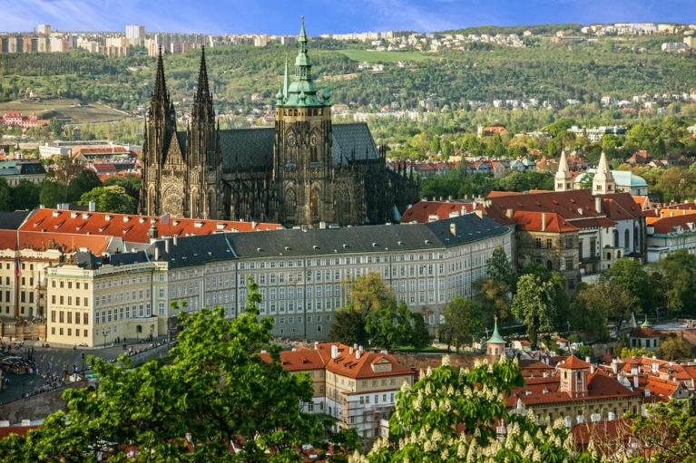 Prague Castle and St. Vitus Cathedral | 24 hours in Prague