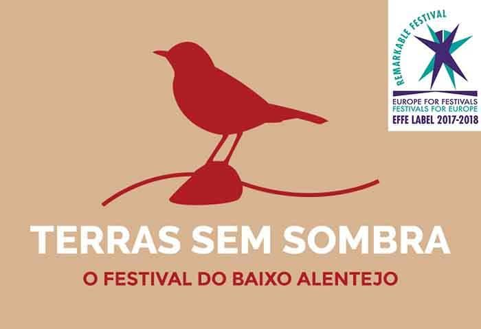 Events in Portugal | Official poster of Terras sem Sombra